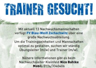 Trainersuche Homepage