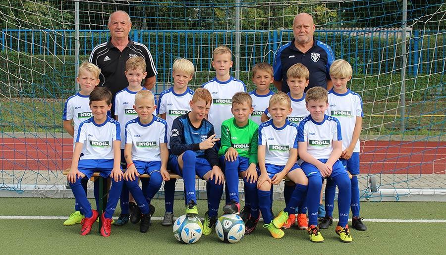 Niederlage gegen Soccer for Kids