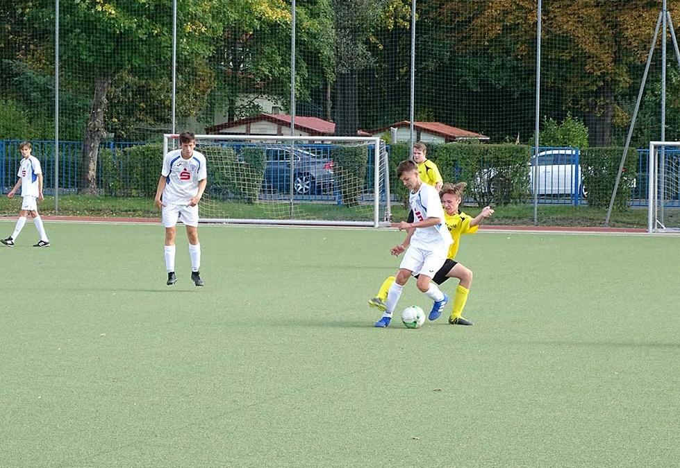 B-Junioren beenden Qualirunde auf 1. Platz