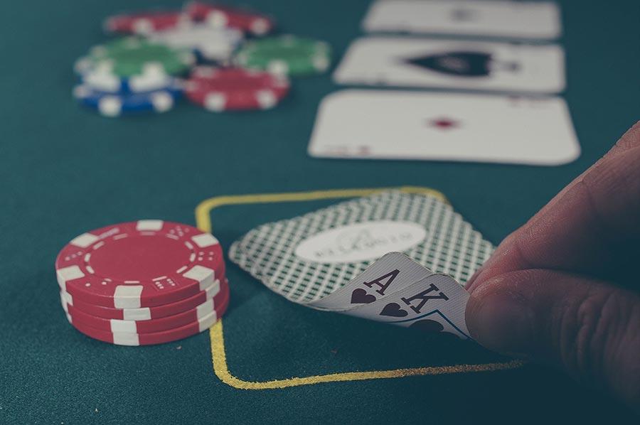 Pokerabend im Grützi