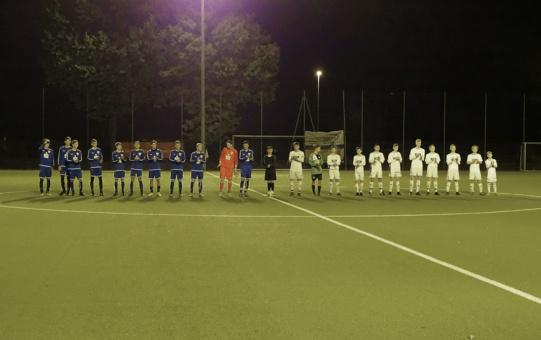 Niederlage unserer B-Junioren gegen Soccer For Kids
