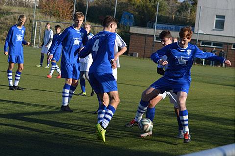 A-Jugend qualifiziert sich vorzeitig für die Meisterrunde