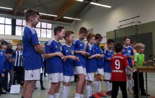 E3-Junioren in Radeburg