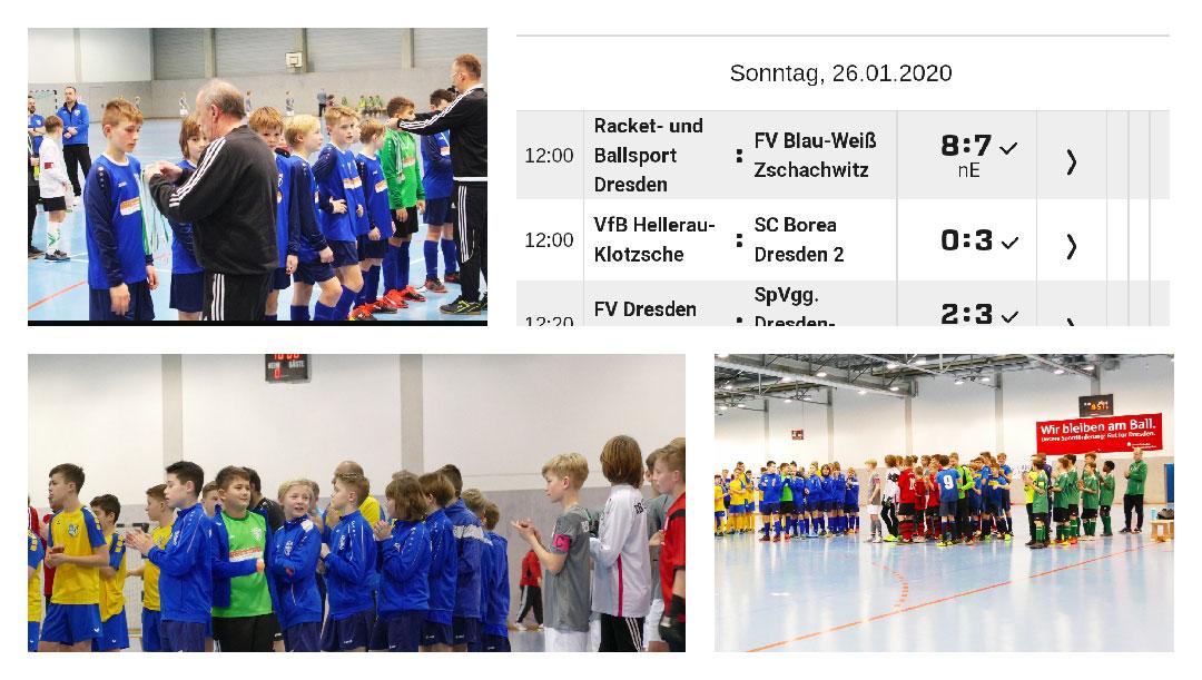 D1 nimmt an Hallenstadtmeisterschaften teil