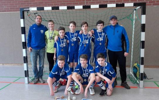 Turniersieg in Reichenberg-Boxdorf