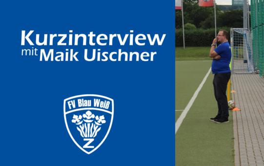Interview mit Maik Uischner