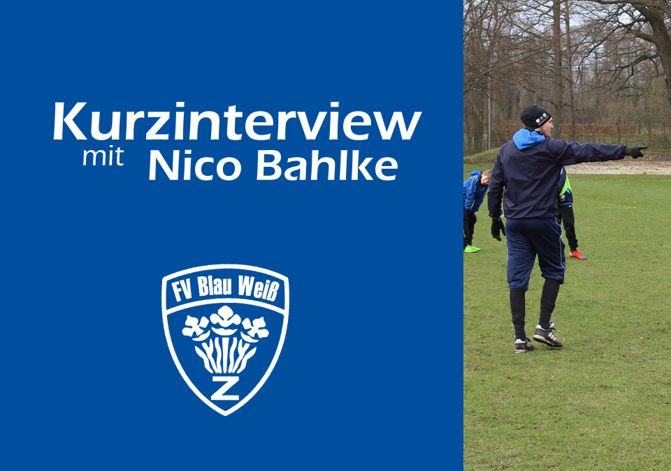 Interview mit Nico Bahlke