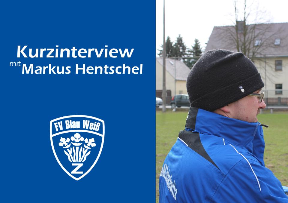 Interview mit Markus Hentschel