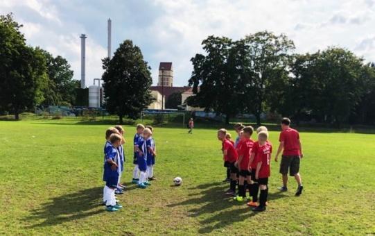 E2 startet Ligaspielbetrieb in Trachenberge
